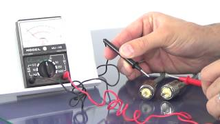 Testing CB Antenna Coax