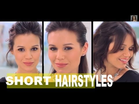 how to style short hair bob 3 ways to style a shoulder length bob how to style 4404 | hqdefault
