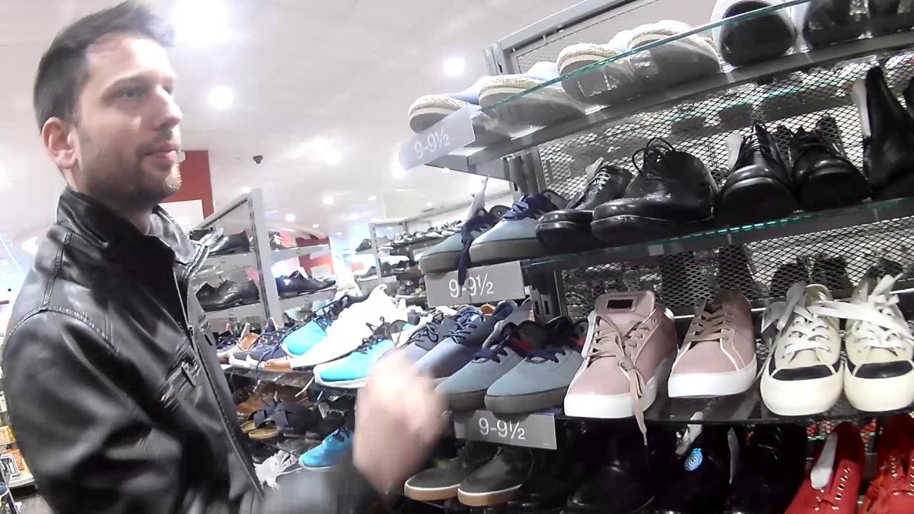 289ac62812b Comprando TÊNIS de marca BARATÍSSIMOS na INGLATERRA - YouTube