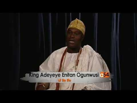 Download King of Ile Ife of the Yoruba People on Leadership in Nigeria