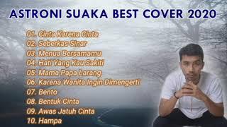 Download Full Album Cover Lagu By Astroni Suaka Terbaru 2020   Kumpulan Cover Lagu Acoustic Terpopuler 2020