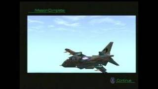 Eagle One: Harrier Attack PlayStation Gameplay_2000_01_27_3