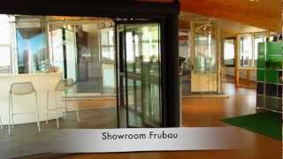 Frubau showroom