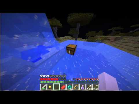 Guia La leyenda de steve - Parte 5 - El santuario del hielo