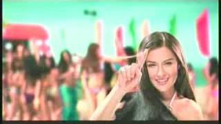Marian Rivera • SUNSILK SUMMER FRESH TVC
