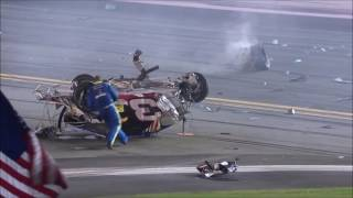 NASCAR All Gen 6 Flips/Airborne Crashes (So Far) (2013-2016)