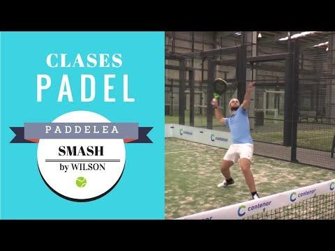 Clases de Padel Nivel Avanzado - el Smash en el Padel en 3 variantes