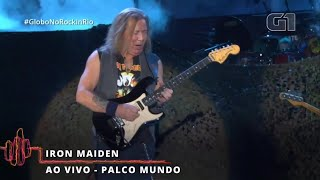 Iron Maiden - Aces High (Live at Rock in Rio 2019) HD
