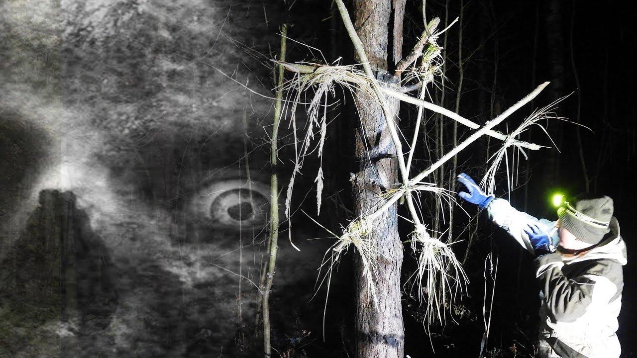 [РВ] ОДИНОЧНЫЙ ПЕШИЙ ПОХОД. Ужасы в мёртвой деревне. 18+