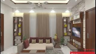 Full House Interior Design ll Wood Celing Floor Design ll Interior Design