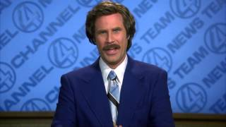 Cat Fashion Show -  Anchorman: The Legend Of Ron Burgundy [1080p]