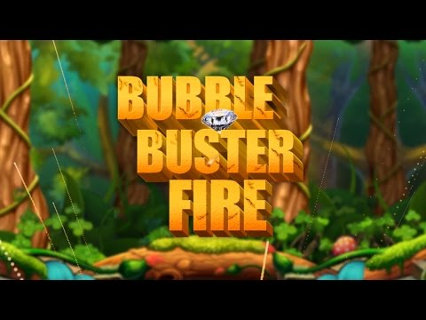 3D Bubble Buster Fire - 3D IOS/Android Gameplay Trailer By 3DAnax