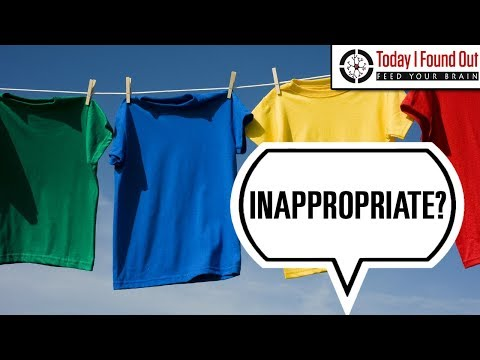 The Surprisingly Recent Invention of the T-Shirt