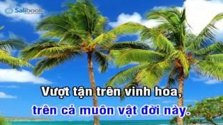 [Karaoke TVCHH] 082 - VƯỢT TRÊN TẤT CẢ - Salibook
