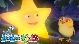 Twinkle, Twinkle, Little Star - THE BEST Songs for Children | LooLoo Kids