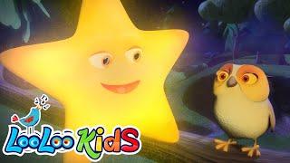 Twinkle, Twinkle, Little Star  Lullaby for KIDS | LooLoo Kids