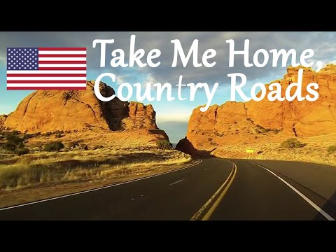 2 Hours USA Roadtrip 2017 Highway Live Wallpaper And Screensaver Through The Best US-Nationalparks