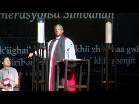 Bishop Curry General Convention Sermon