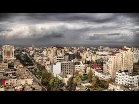 life in Gaza ,, Omar El Qattaa