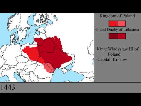 The History of Poland: Every Year