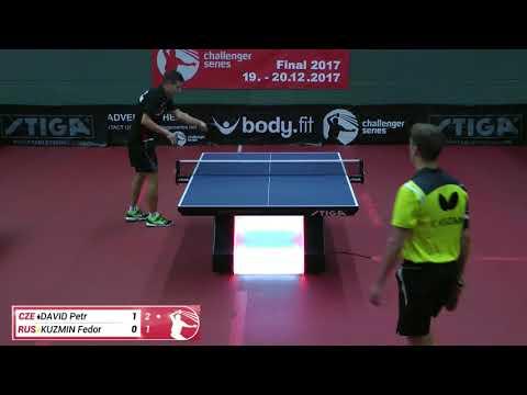 17/09/29 DAVID vs. KUZMIN Semifinal 1