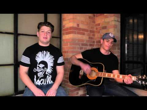 Boots and Hearts Emerging Artist 2016 - Denim- If It Gets You Where You Wanna Go(Cover) Dallas Smith