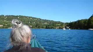 kayak, oui mais avec un moteur HONDA !