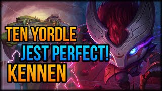 Kenne szaleje przed nerfem w 9.15 | Teamfight Tactics