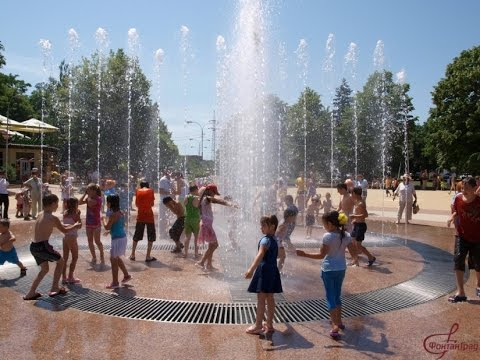 Тимашевск. Центр города.