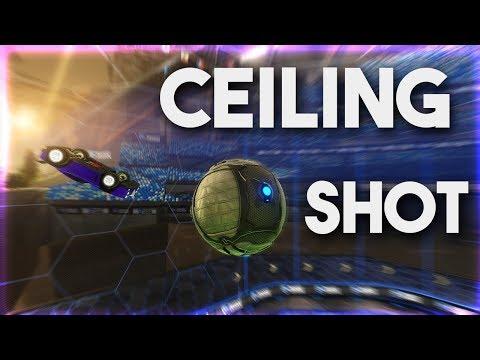 CEILING SHOT - Tutoriel Rocket League FR