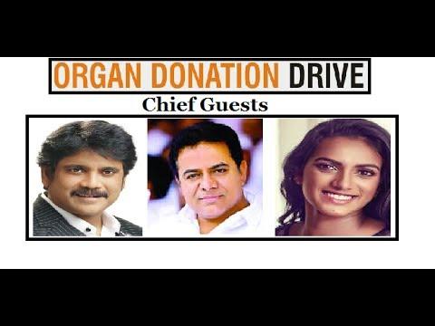 Yashoda Hospitals and Jeevandan Organ Donation Drive 2017 | hybiz