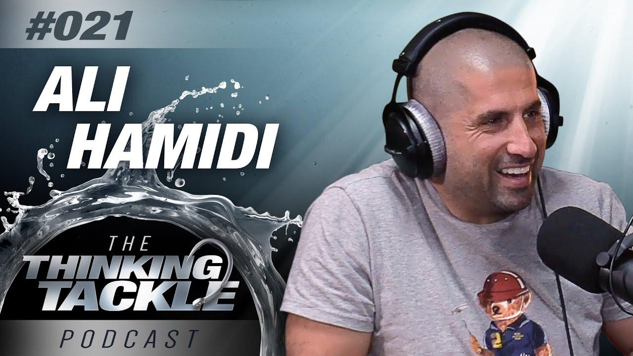 Korda Thinking Tackle Podcast #021 - Ali Hamidi | Carp Fishing
