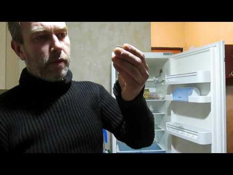 Самостоятельный ремонт холодильника BOSCH. Частный случай. Плата управления.