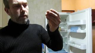 самостоятельный ремонт холодильника BOSCH. Частный случай. Плата управления