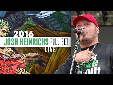 Josh Heinrichs (Full Set) - California Roots 2016
