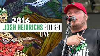 Josh Heinrichs (Full Set) - California Roots 2016