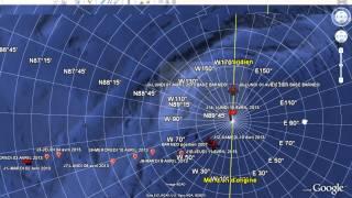 suivi progression arctic north pole FAYSAL HANNECHE