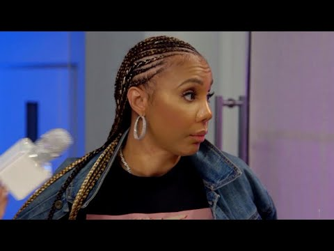 Tamar Braxton Side Steps Divorce Questions in 'Braxton Family Values' Sneak Peek (Exclusive)