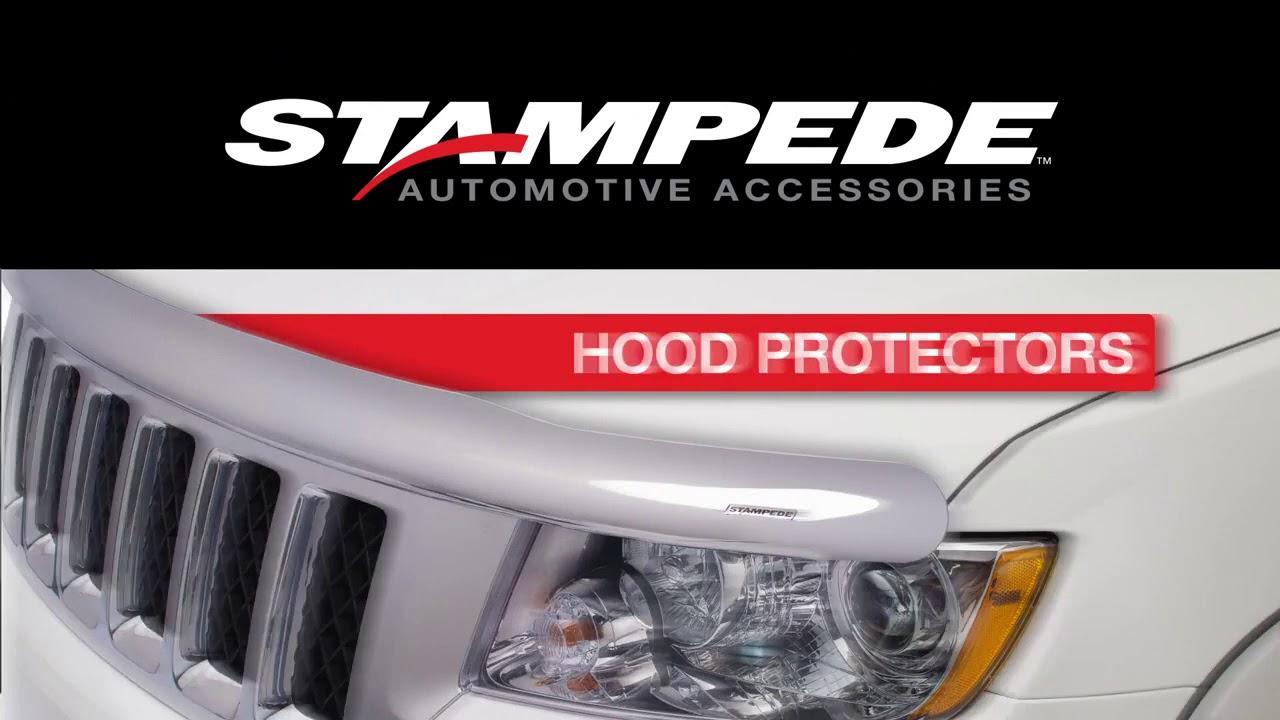 Stampede 8416-2 Ruff Riderz Fender Flares 2007-2013 GMC Sierra 1500 6/' /& 8/' Bed