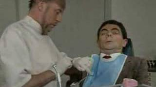 Dentists Greece: Mr Bean goes to the dentist