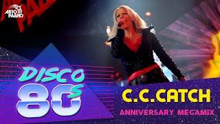 C.C.Catch - Anniversary Megamix (Disco of the the 80's Festival, Russia, 2010)