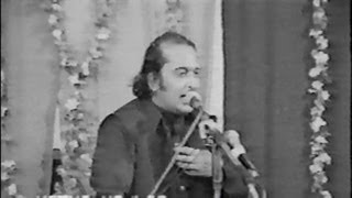 Allama Syed Irfan Haider Abidi of Khairpur   13 Rajab at Darbar Shah Chan Charagh, Rawalpindi