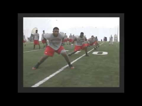 OL Drills and Clinic Tape 2016