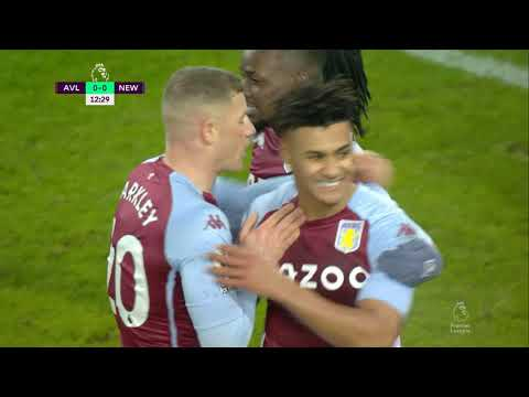 Aston Villa Newcastle Goals And Highlights