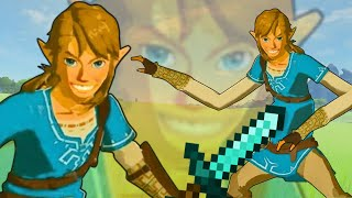 Modding Breath of the Wild so it's as weird as possible