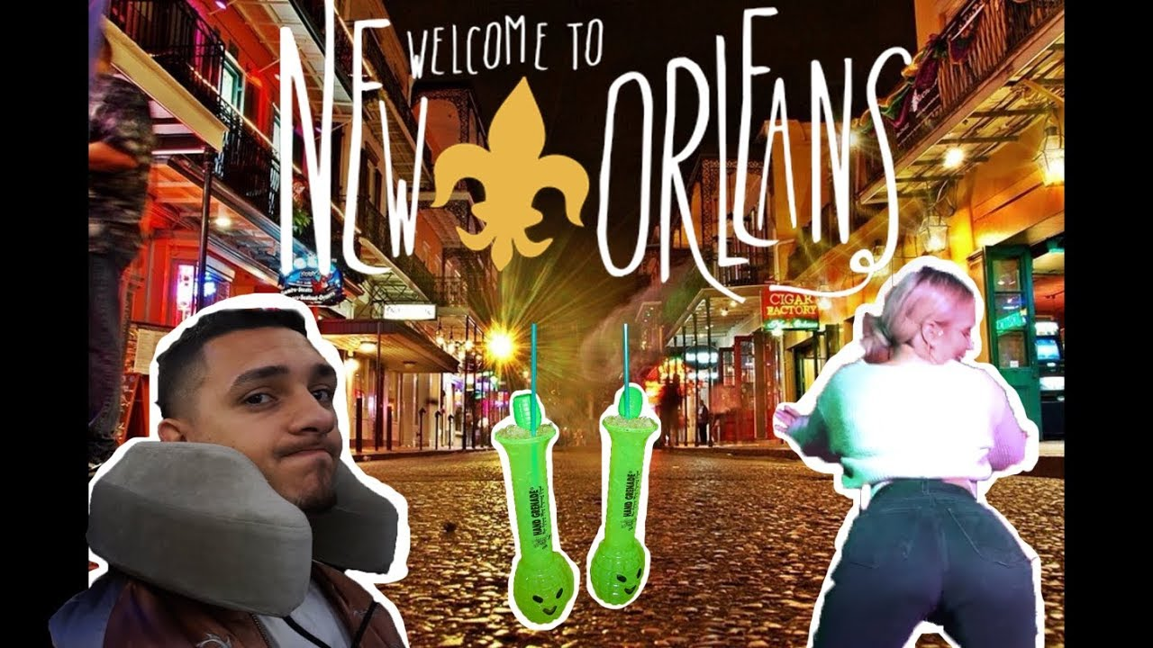 Worst Vacation Ever! (NOLA VLOG)