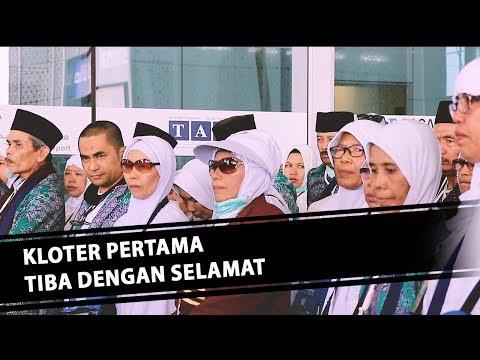 Kloter Pertama Jemaah Haji 2018 Telah Tiba di Madinah