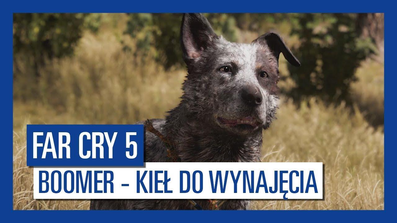 Far Cry 5: Boomer – kły do wynajęcia | Charakterystyka postaci |