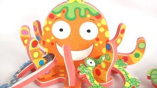 Octopus Tub Toss from Alex Brands