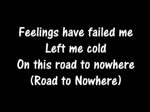 Bullet for my Valentine - road to nowhere - lyrics